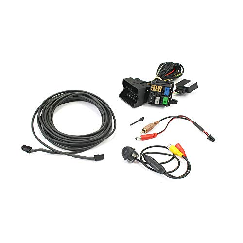 Seat 000054731E Rückfahrkamera Nachrüstsatz Kamera Upgrade-Kit Einparkhilfe