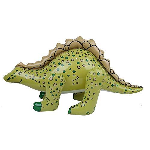 Zerodis Gran Dinosaurio Inflable Simulación Modelo de Dinosaurio Juguete Educativo de Dinosaurio Inflable Juguete Educativo para niños Niñas Accesorios de Juegos de Fiesta en la Piscina(#4)