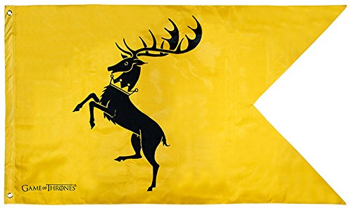 ABYstyle - Game of Thrones - Flagge - Baratheon (70x120)