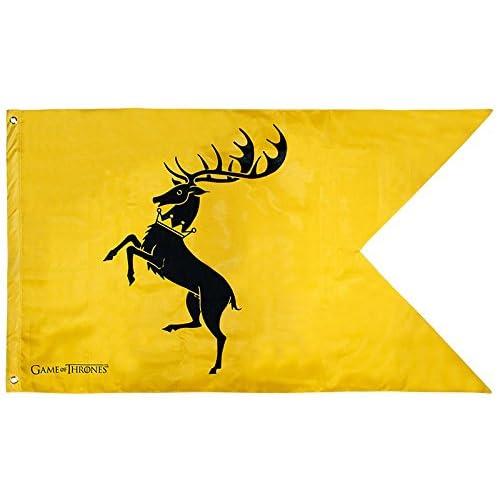 ABYstyle – Il Trono di Spade – Bandiera – Baratheon (70x120 cm)