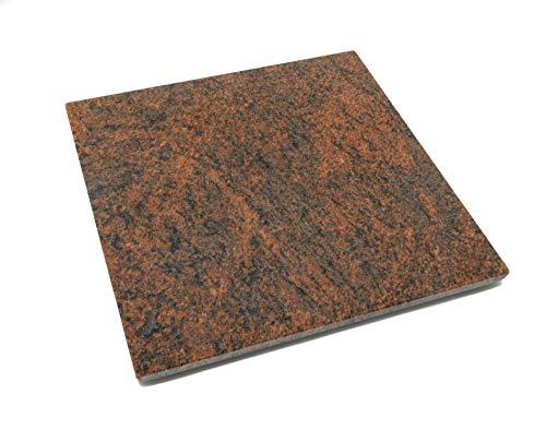 DiConcetto Tabla de cortar de granito (30 x 30 x 1, granito multicolor)