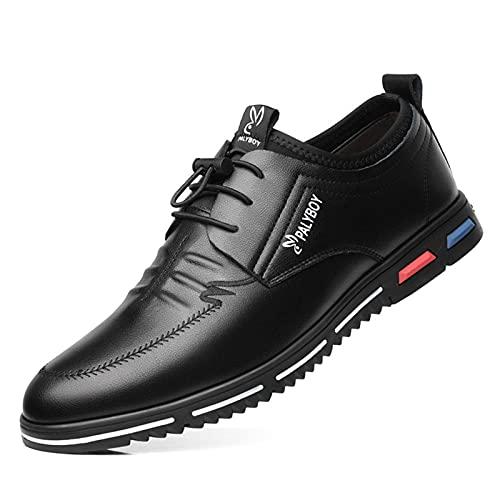 N\C Martin Boots - Botas altas para hombre, botas de herramientas para otoño e invierno, zapatos de algodón de nieve, más terciopelo cálido zapatos de hombre