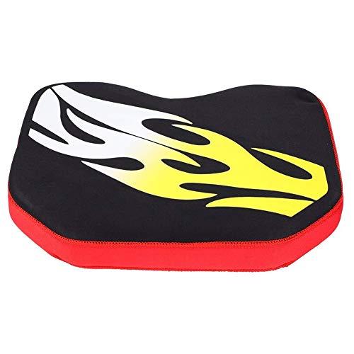 JIUTAI Kayak asiento pad kayak canoa pesca cómodo multifunción asiento pad para acampar al aire libre pesca negro
