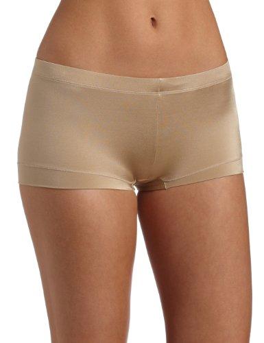 Maidenform Women's Dream Collection Boy Short Panty, Body Beige,5