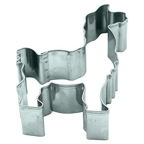 Unbekannt Alpaka 7 cm Ausstecher Ausstechform Keksausstecher Lama Tier Keks Tortendeko