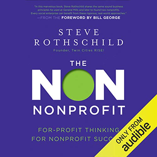 The Non Nonprofit copertina