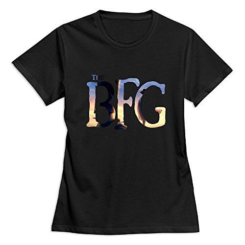 Diseño de mujer el BFG camiseta de manga corta
