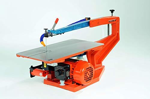 Hegner 2220000 02220000 Multicut Quick-Sierra de marquetería eléctrica (400-1400 RPM Paso: 56...