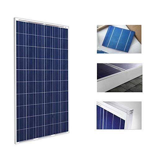 Panel Solar 270w Placa Solar Fotovoltaico 24v y 12v 60 células