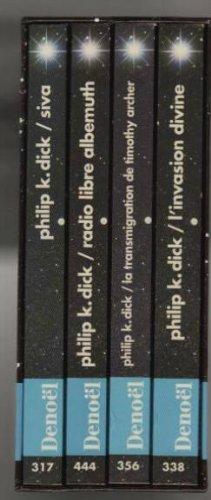 LA TRILOGIE DIVINE COFFRET 4 VOLUMES