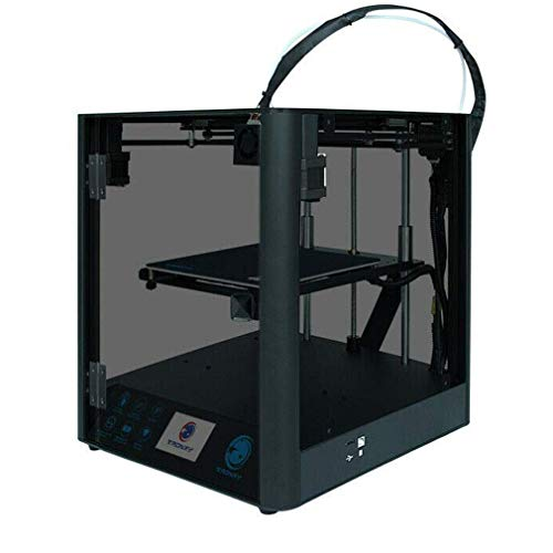 TRONXY 3D Drucker D01+Acryl Tür Hochpräziser Große Druckgröße industrieller 3D-Drucker Ultra-leiser Riemenscheibe, automatische Nivellierung mit einer Taste, Zweiwege-Kühlungsdesign
