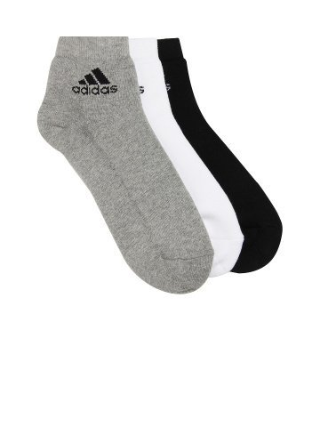 adidas Flat Knit Trainer Liner Socks - Pack of 3