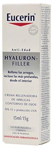 Eucerin Hyaluron-Filler Contorno de Ojos - 15 ml