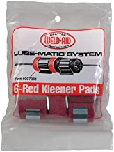 mig wire cleaner pads