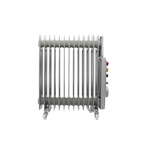Buy Bargain ZMXZMQ Oil Heater, Portable Heater, Oil Filled Radiator Heater, Energy Saving, Safety Fe...