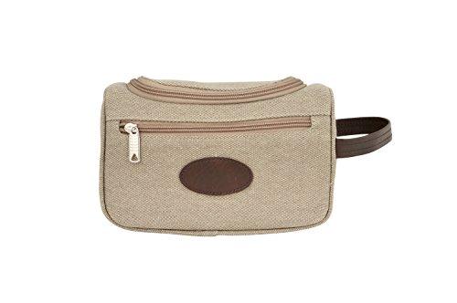 Kensington Top Zip Wash Bag Trousse
