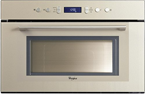 Whirlpool Micro-Ondes Solo ENCASTRABLE - Volume: 31L - AMW705S - Sable