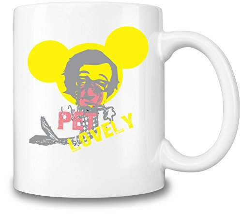 ZEUS Micley Mouse Lovely Pet Pop Art Mug Cup