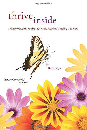Thrive Inside: Transformative Secrets of Spiritual Masters, Gurus and Shamans