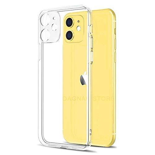 Funda de silicona suave compatible con iPhone 11 7 funda de silicona compatible con iPhone 11 Pro XS Max X 8 7 6S Plus 5 SE 12 XR