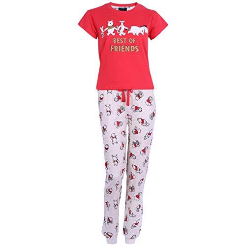 Roter Schlafanzug Winnie Puuh Disney - XS