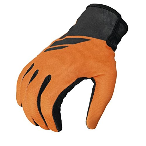 Scott 250 MX Motocross/DH Fahrrad Handschuhe orange 2017: Größe: M (9)
