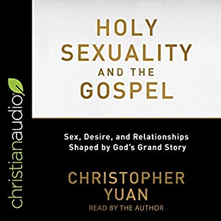 Holy Sexuality and the Gospel cover art