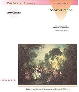 [Mozart Arias For Soprano Book/Cd (Vocal Library)] [Author: VARIOUS] [September, 1997]