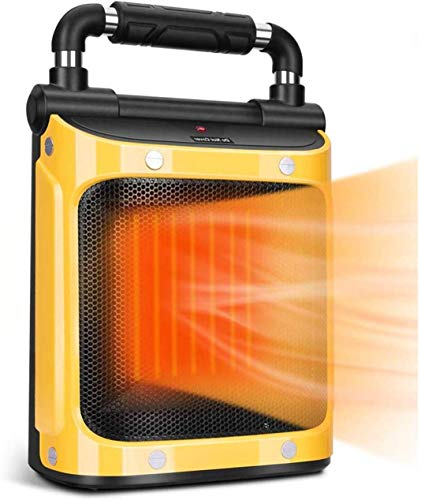 Fantastic Deal! Indoor Heater - Space Heater for Indoor Use, 1500W with Adjustable Thermostat, Fan G...