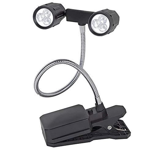 HSTYAIG Grill Licht, BBQ Licht Flexibel Grilllampe Outdoor Grill Lichter Gänsehals Lampe