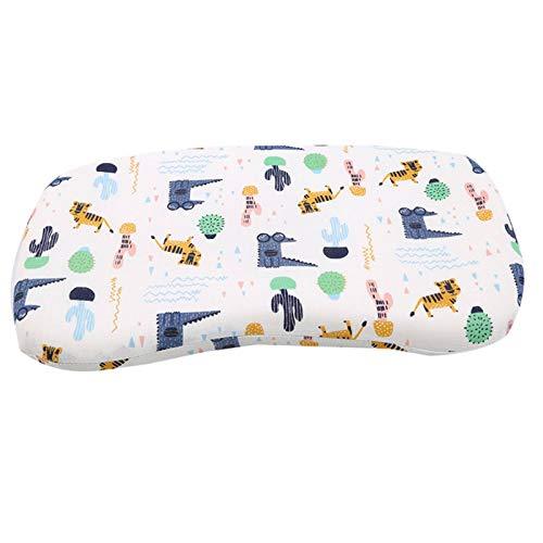 N-B Almohadas de Espuma viscoelástica, Almohadas cómodas, Almohadas Suaves de Fibra de Rebote Lento para bebés