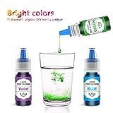 Zoom IMG-2 colorante alimentare alta concentrazione bottiglia