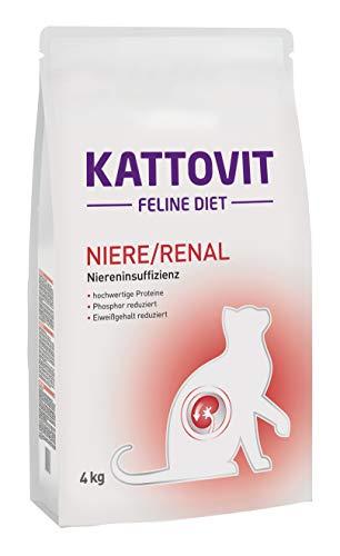 Kattovit Feline Niere/Renal 3 x 4kg