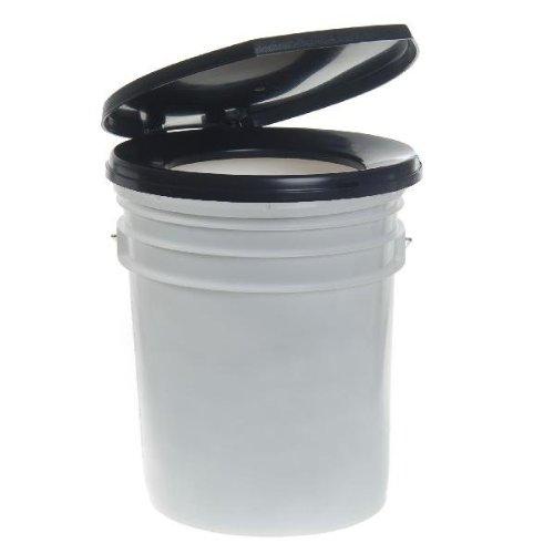 QuakeKare Bucket Style Toilet