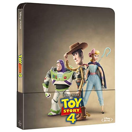 Toy Story 4 steelbook brd (2 Blu Ray)