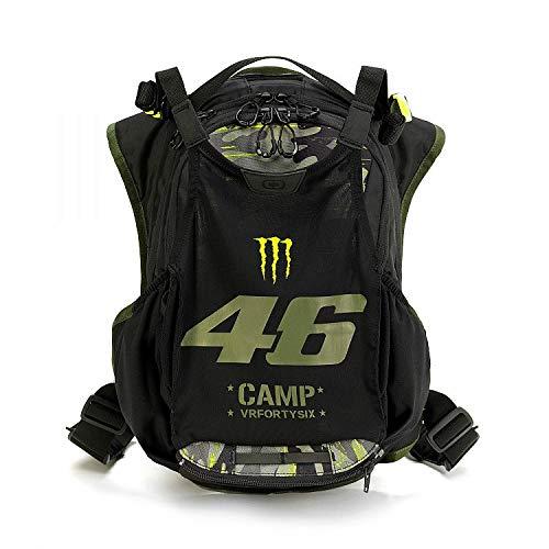Valentino Rossi Vr46 OGIO-Monster Camp, Bag Hombre, Multi, Solamente