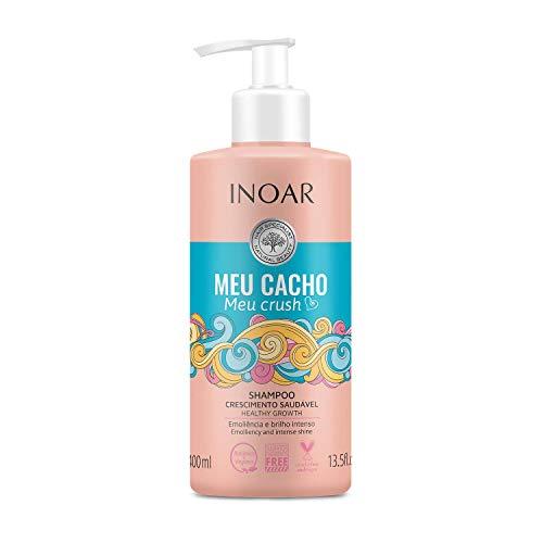 Shampoo Inoar 400ml Meu Cacho Crescimento Saudável