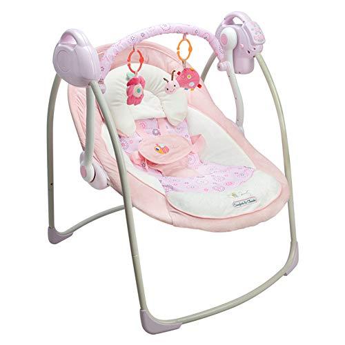 Y-BBouncer Elektrischer Babyschaukelstuhl Babyschaukelstuhl Kleinkindwippe Vibrierender Babywippe