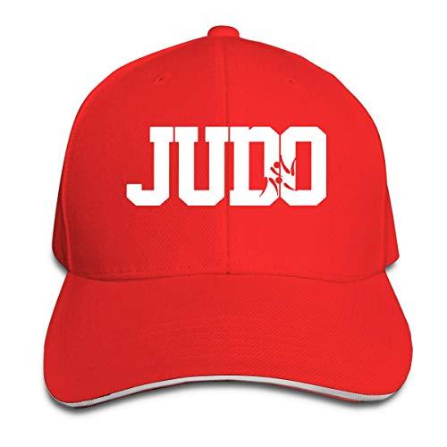 Judo Letter Men & Women Dad Hats Gorra de béisbol