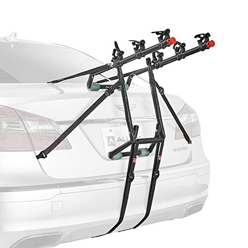 Allen Sports Deluxe Trunk Mount 3-Bike Carrier, Model 103DN-R