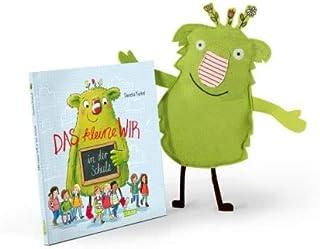 SONDERAUSGABE: Das kleine WIR Buch: In der Schule inklusive WIR-Stofffigur Hardcover ab 4