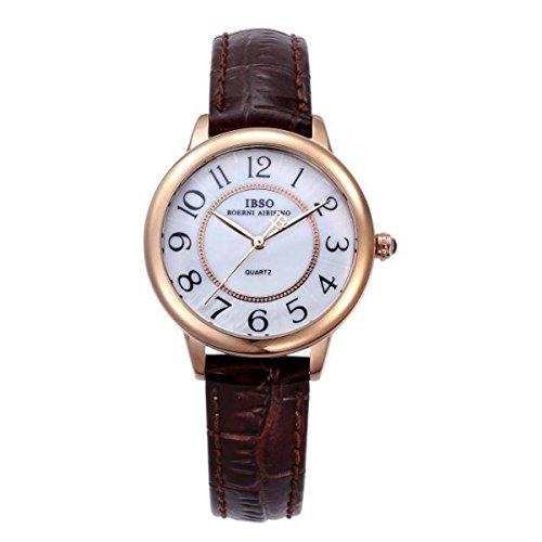 Orologio - - - 3811L-RG-Brown