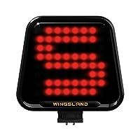 ハイテック ウイングスランド S6用 絵文字ディスプレイ LS303000177