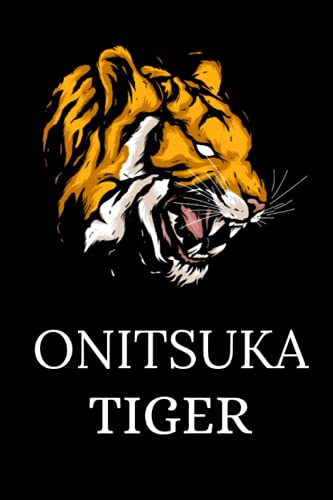 ONITSUKA TIGER: tiger journal notebook,tiger training journal