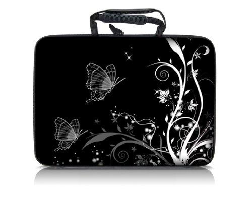 Sidorenko Designer Notebooktasche Hardcase Größe 37cm von 14