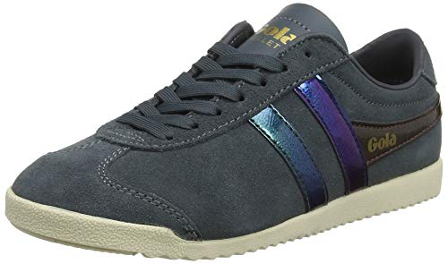 Gola Damen Bullet Flash Sneaker, Grau (Graphite/Multi Gz), 38 EU