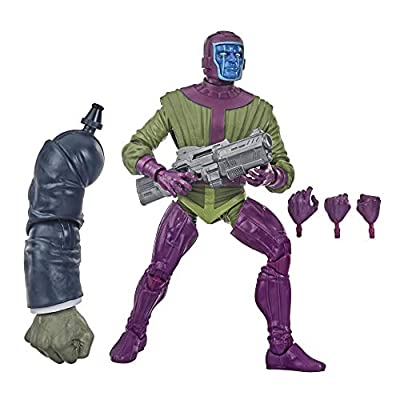 Hasbro Marvel Legends Series 6-inch Marvel's Kang Action Figure Toy, Ages 4 and Up by Hasbro