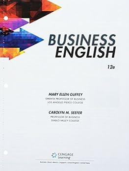 Product Bundle Bundle: Business English, Loose-Leaf Version, 12th + Student Premium Web Site, 1 term (6 months) Printed Access Card + MindTap Business Communication, 1 term (6 months) Printed Access Card Book