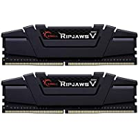 G.SKILL Ripjaws V Series 64GB (2 x 32GB) PC4-21300 2666MHz DDR4 288-Pin DIMM Desktop Memory