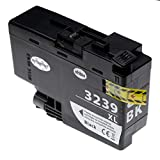 vhbw cartuccia d'inchiostro stampante nero 128ml con chip compatibile con brother hl-j6000dw, hl-j6100dw, mfc-j5945dw, mfc-j6945dw, mfc-j6947dw